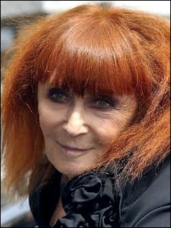 """Qui est cette Sonia, grande couturière, designer, fondatrice de la maison de couture qui porte son nom, surnommée """"la reine du tricot"""", morte en 2016 ?"""