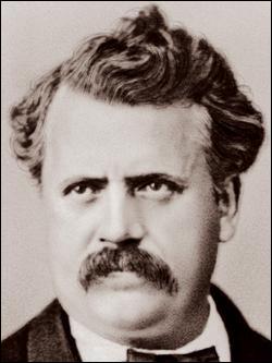 Qui est ce Louis, malletier et maroquinier, fondateur de la célèbre marque homonyme mondialement connue , mort en1892 ?