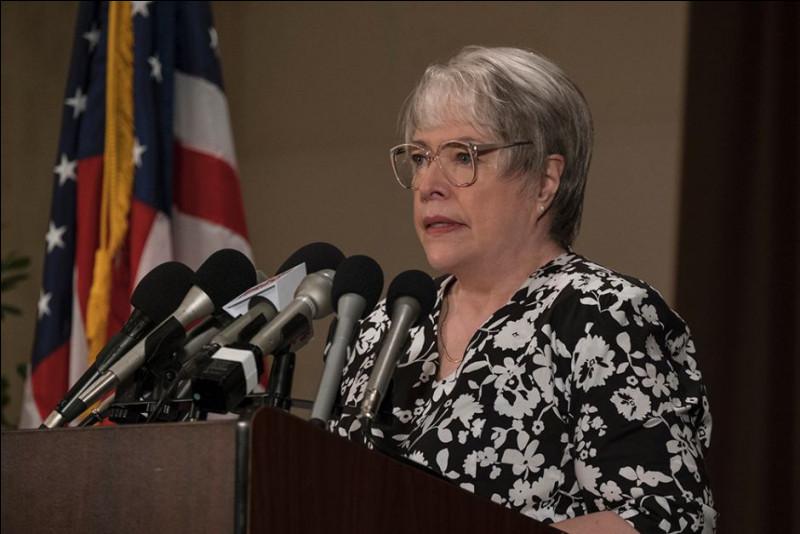 Kathy Bates a joué une mère dont le fils est le principal suspect d'un acte terroriste. Quel est ce film ?