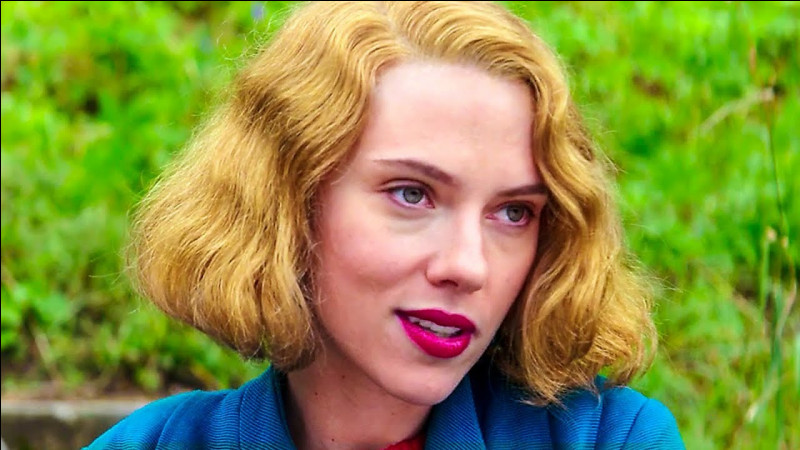 Scarlett Johansson a joué une résistante qui est la mère d'un enfant nazi. Quel est ce film ?