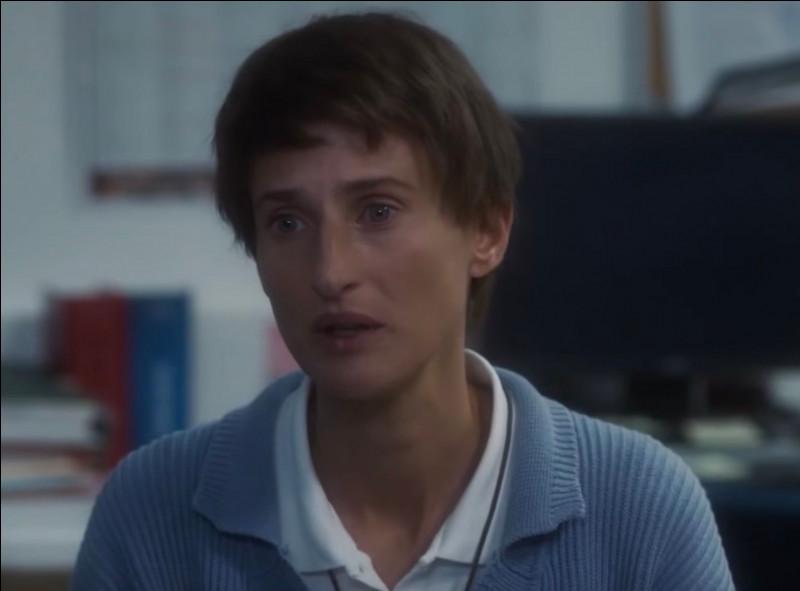 Camille Cottin a joué une mère qui embarque ses enfants et son mari dans une secte. Quel est ce film ?