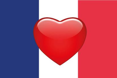 Chansons d'amour françaises