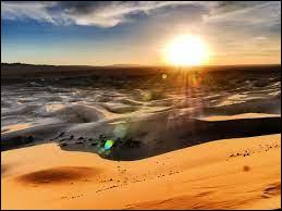 Sur quel continent se trouve le désert de Gobi ?