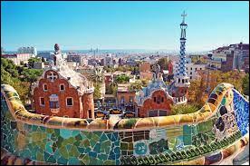 Dans quelle ville espagnole peut-on voir ces belles mosaïques ?