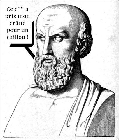 - 456, Eschyle > Le dramaturge grec est tué par un rapace, mais de quelle manière ?