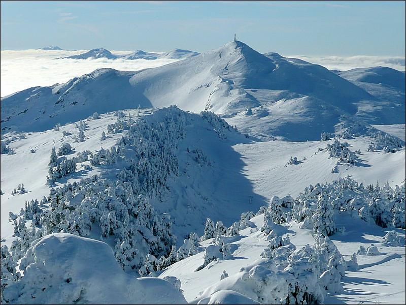 Quel est le point culminant des montagnes du Jura ?