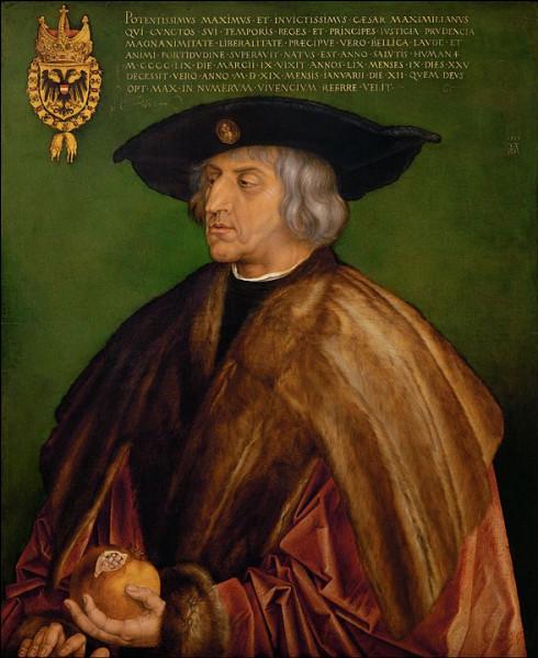 1519, 12 janvier, empereur Maximilien Ier de Habsbourg > Au retour d'une partie de chasse, il meurt - de manière presque héréditaire, pourrait-on dire - d'une consommation...
