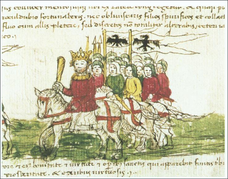 1190, Frédéric Barberousse, 3e croisade > L'empereur se noie dans le fleuve Göksu Nehri (Turquie). Comment cela fut-il possible, pour un aussi grand guerrier ?