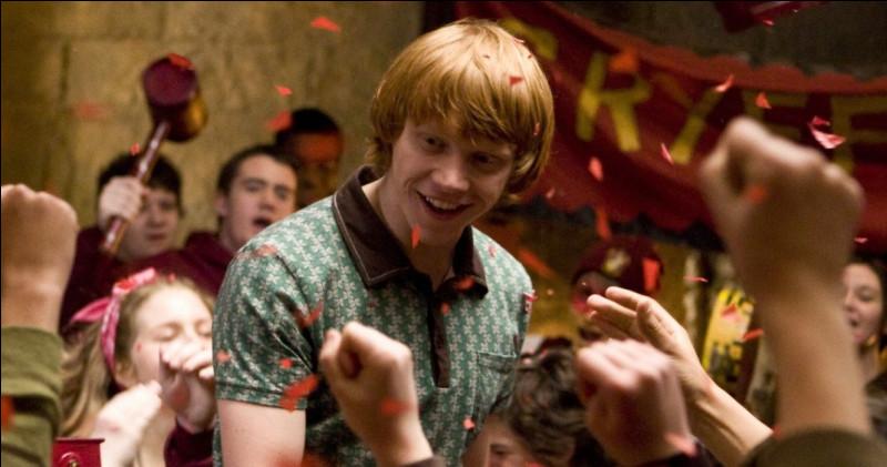 Combien sont les Weasley ?