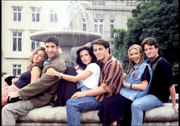 Quel est le numéro des appartements de Monica, Chandler et Joey ?