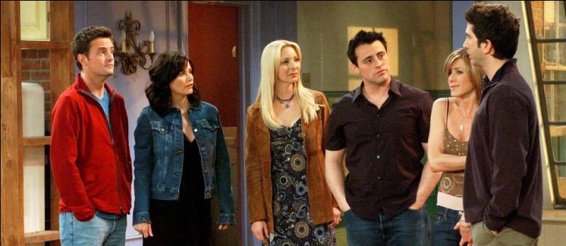 Quel est le prénom du père de Ross et Monica ?