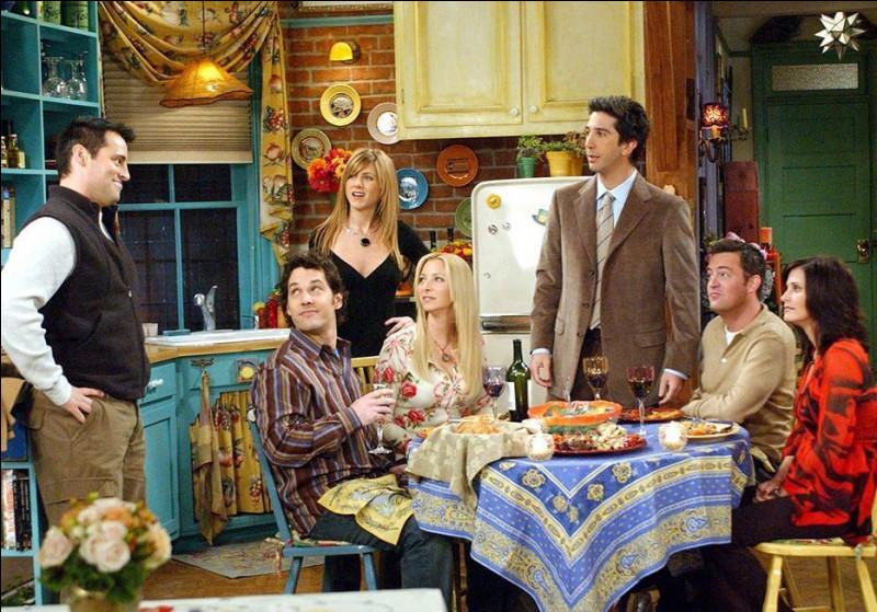 Qui est le mari de Phoebe ?