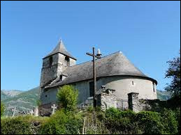 Commune Bigourdane, dans le Lavedan, Boô-Silhen se situe dans l'ex région ...