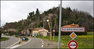 La Bâtie-Rolland est une commune Drômoise située en région ...