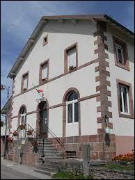 Laveline-du-Houx est une commune Vosgienne située dans l'ancienne région ...