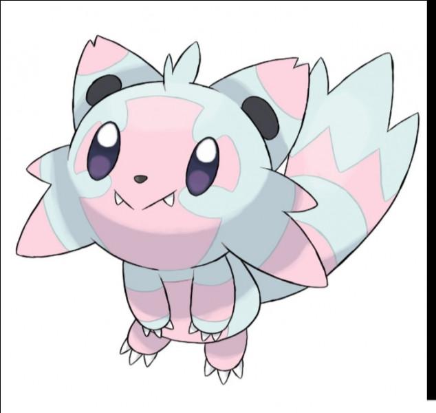 Est-ce que Cromimi (sans évolution) est un vrai Pokémon ?
