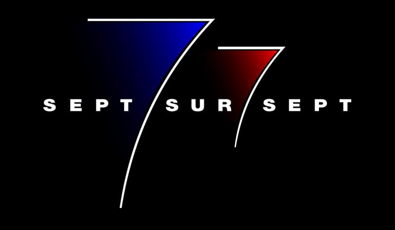 """Qui a présenté l'émission d'actualité dominicale sur TF1 """"7 sur 7"""" de 1984 à 1997 ?"""
