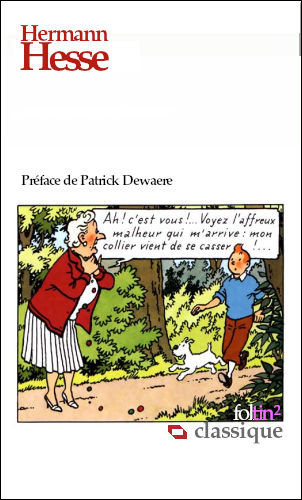 Quel est le titre de ce roman de l'auteur germano-suisse ?
