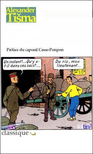 Quel est le titre de ce roman de l'auteur serbe ?