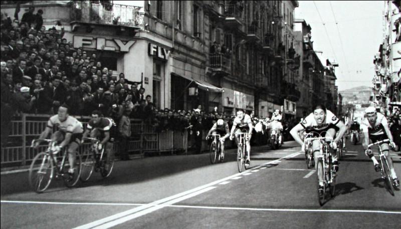 Né en 1945, Eddy Merckx remporte à 20 ans, en mars 1966, une grande course classique internationale ; il récidive l'année suivante dans cette course qu'il remportera à sept reprises. Il s'agit de ...