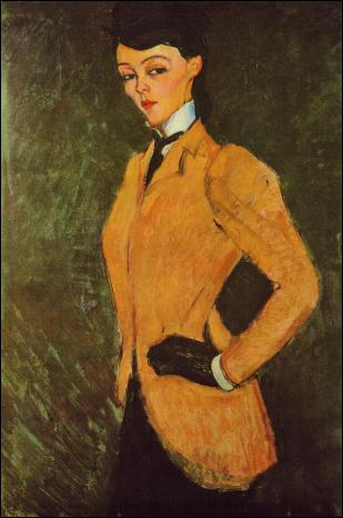 """Né en 1884, il peint à 24 ans ce tableau """"l'Amazone"""", l'un de ses premiers succès. C'est ..."""
