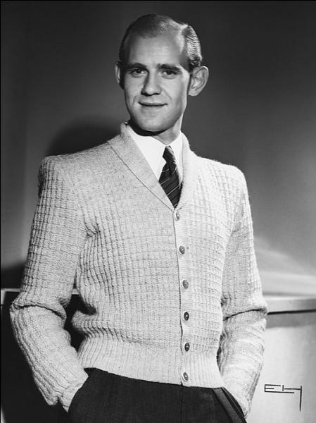 ...comme « Cardigan » > Même si des pêcheurs français et britanniques portaient des sortes de cardigans, il aurait été inventé (début XIXe s.) par James Thomas Brudenell, avec la particularité que...
