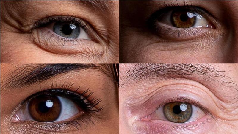Premièrement, tu sais probablement que Ginny a des yeux vifs, mais saurais-tu préciser la couleur de son iris ?