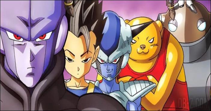 Qui est le plus fort de l'univers 6 pendant ce tournoi ?