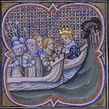 Parmi ces rois, lequel est mort lors de la 8e croisade ?