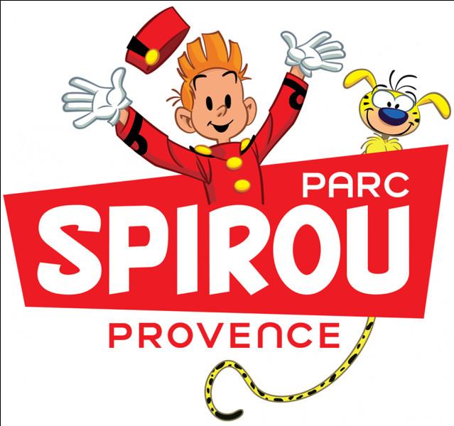 Quand le Parc Spirou Provence a-t-il été créé ?