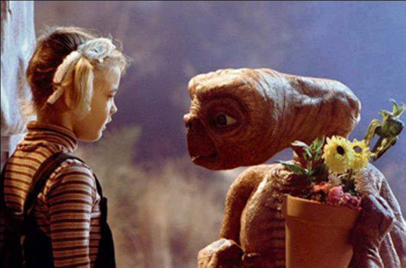 """Cinéma : Dans le film """"E.T. l'extra-terrestre"""" de Steven Spielberg, comment s'appelle la petite soeur d'Elliott ?"""
