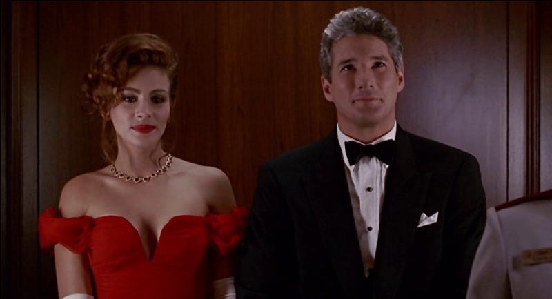 Quel est ce film avec Richard Gere et Julia Roberts ?