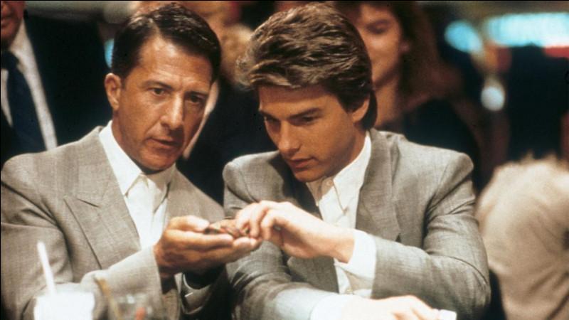 Quel est ce film avec Tom Cruise et Dustin Hoffman ?