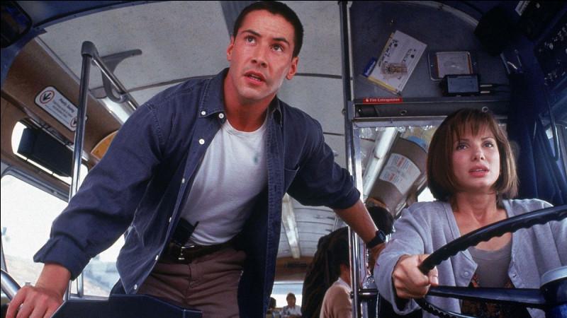 Quel est ce film avec Sandra Bullock et Keanu Reeves ?