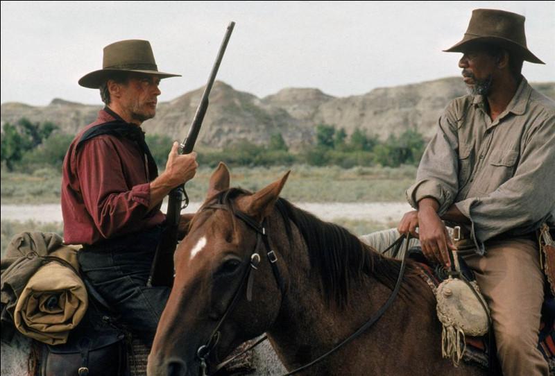 Quel est ce film avec Clint Eastwood et Morgan Freeman ?