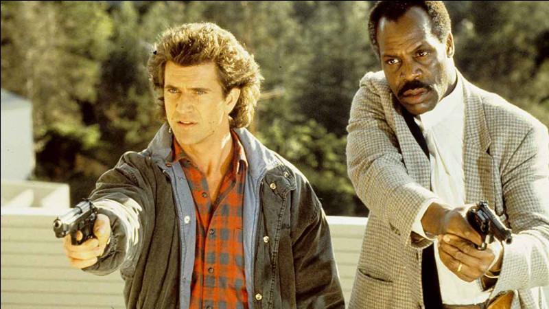 Quel est ce film avec Danny Glover et Mel Gibson ?