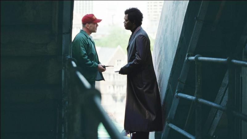 Quel est ce film avec Samuel L. Jackson et Bruce Willis ?