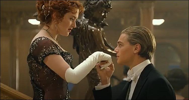 Quel est ce film avec Leonardo DiCaprio et Kate Winslet ?