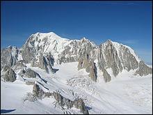 Géographie : Quelle est la hauteur approximative du Mont Blanc, le plus haut sommet d'Europe ?