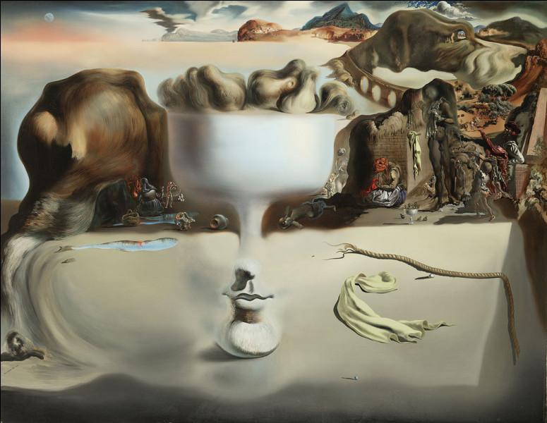 Art : Comment s'intitule ce tableau de Salvador Dali ?