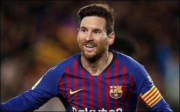 Quel est le vrai nom de Lionel Messi ?