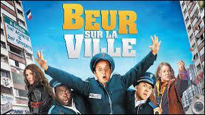 """Quel acteur est à l'affiche du film """"Beur sur la ville"""" ?"""
