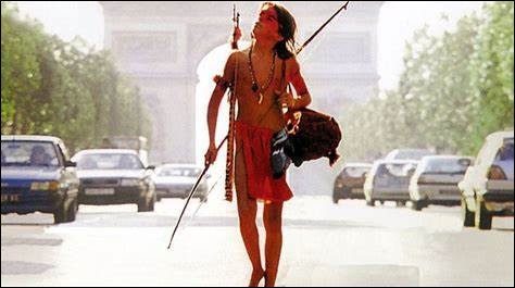 """Quel acteur peut-on voir dans le film """"Un indien dans la ville"""" ?"""