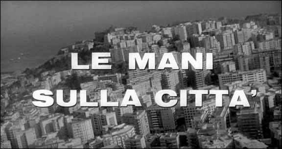"""Qui a mis en scène """"Main basse sur la ville"""" ?"""