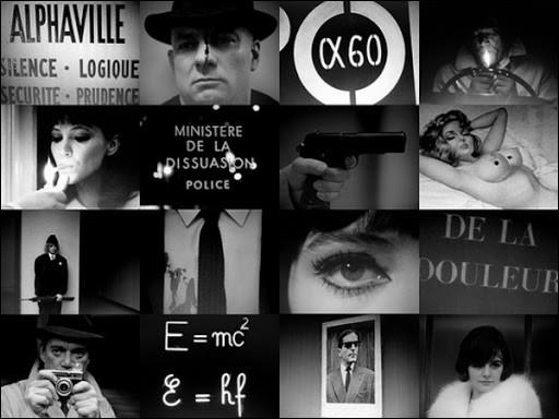"""À quel réalisateur doit-on le film """"Alphaville"""" ?"""
