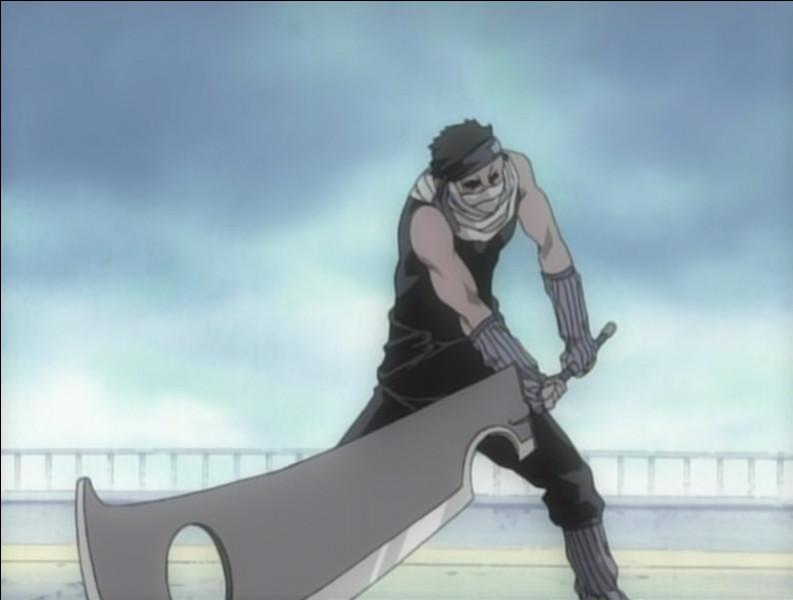 Quel est le nom de son épée ?
