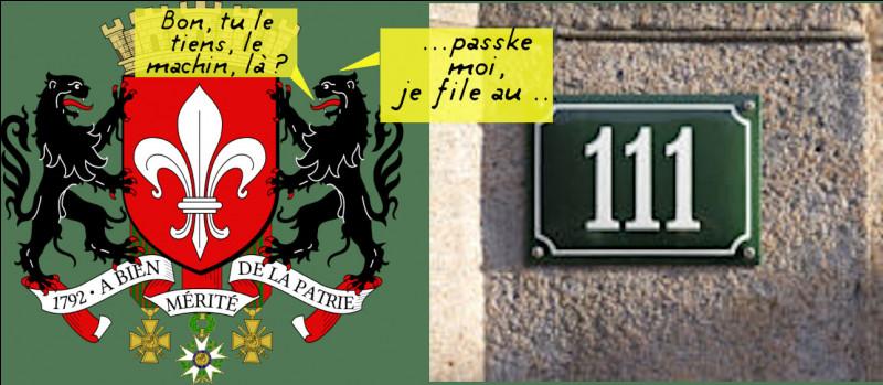 De 1054 à 1940, la ville de Lille aura soutenu la bagatelle de .. siège(s) : c'est vous dire si elle est convoitée !