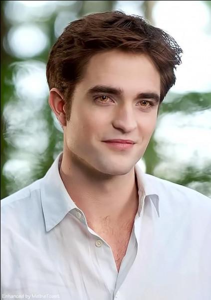 Qui a transformé Edward ?