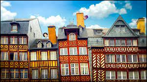 Dans quel département se situe la ville de Rennes ?