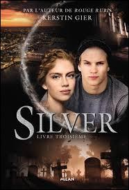 """""""Silver"""", est-ce un roman ou une B.D ?"""